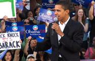 Barack Obama Rally
